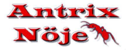 Antrix Nöje logo