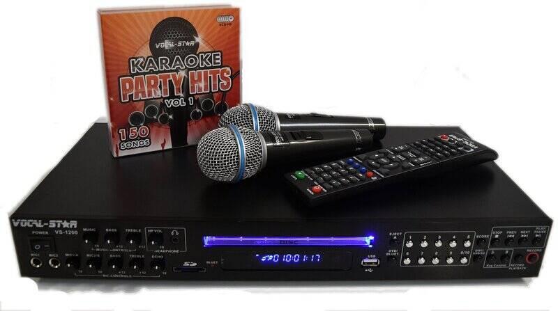 Karaokespelare 1