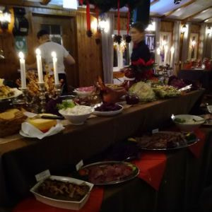 Limmareds wärdshus julbord