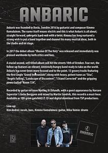 Anbaric Band Biography