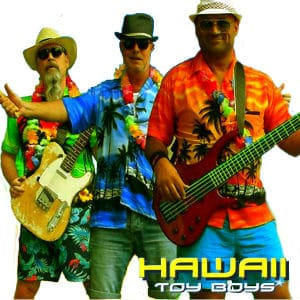 Hawaii Toy Boys sommartema