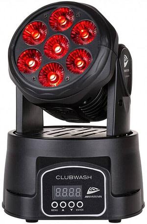 Clubwash röd