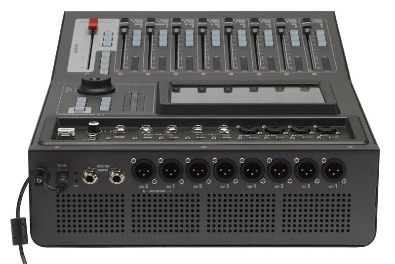mixer 4 800
