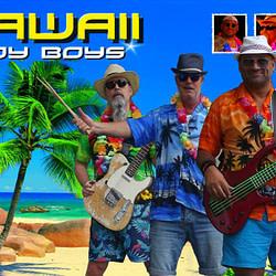 Hawaii Toy Boys afterbeach. Underhållning till fest