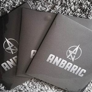 Anbaric vinyl 2019